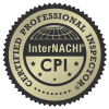 Certified Professional Inspector by InterNACHI