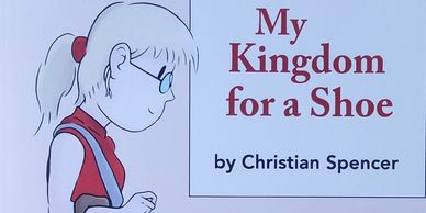 written and illustrated by autistic author Christian Spencer