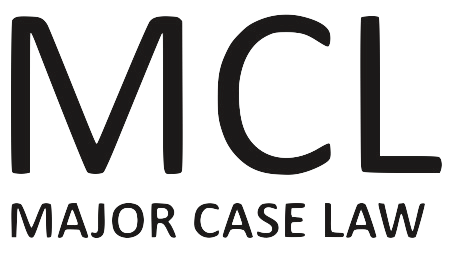 Major Case Law