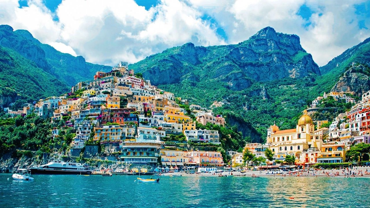 The 7 Most Luxurious Hotels In Positano