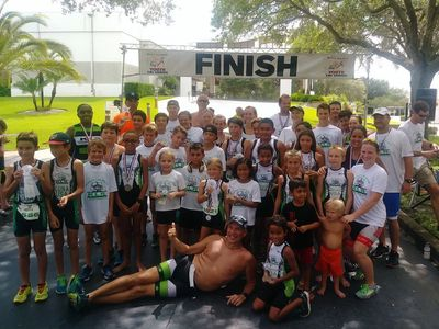 KLR Youth Triathlon Team
