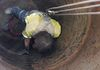 Onsite - Man hole remediation, cement repairs