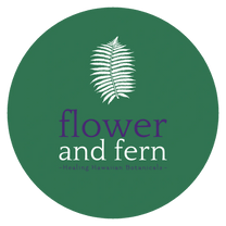 Flower and Fern