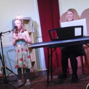 Spring and Fall All Ages Music Recital