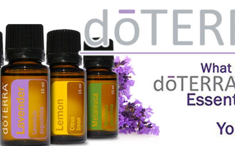 Beroemd Raw Regimen - Doterra Essential Oils, Essential Oils, Aromatherapy #QT94