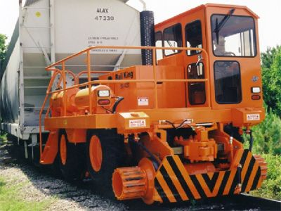 RailKing mobile railcar mover