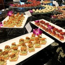 Best hors d'oeuvres, best wedding caterer, fort myers wedding caterer, SWFL wedding caterer