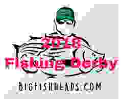 Original logo for BigFishHeads Guide Service Lake Oconee
