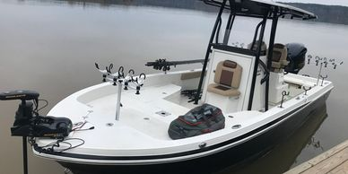2018 Ranger 2360 BigFishHeads Guide Service on Lake Oconee