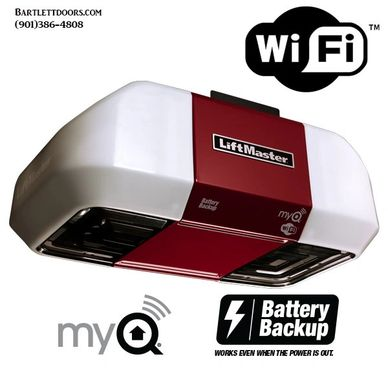 Liftmaster LM8550W at bartlettdoors.com