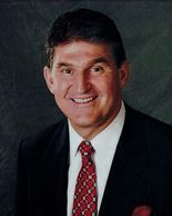 Governor Joe Manchin.