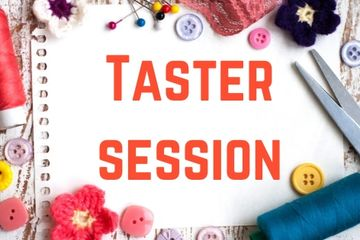 Taster sewing sessions at Merseymade in Liverpool