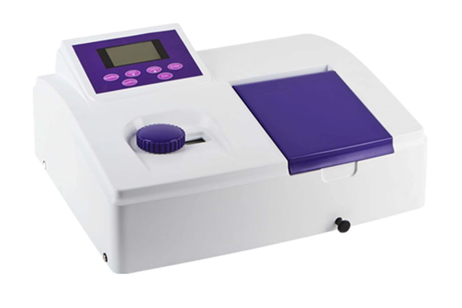 simple uv visible spectrophotometer, educational spectrophotometer