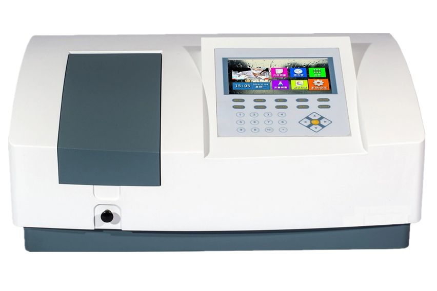 double beam uv visible spectrophotometer, double beam uv/vis spectrophotometer