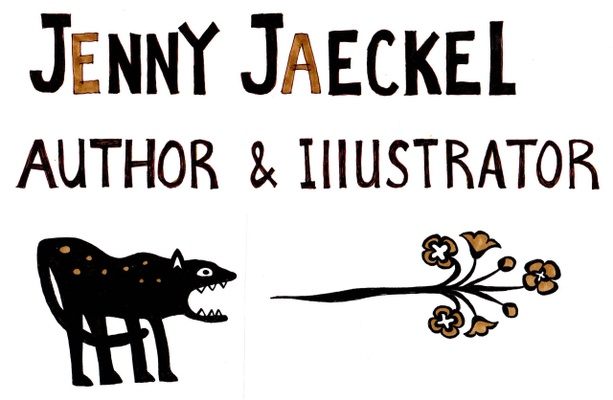 Jenny Jaeckel Author & Illustrator
