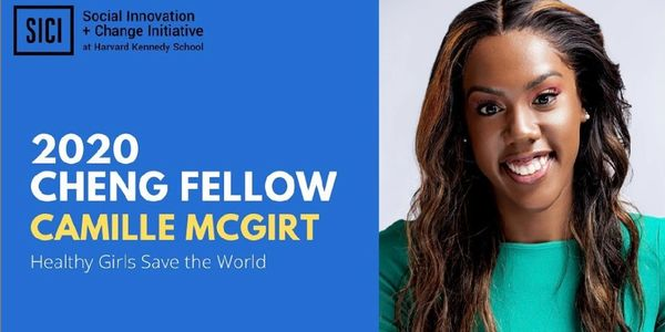 Camille McGirt always believed that actions taken locally can have a ripple effect and change lives
