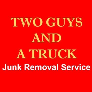 Two Guys and a Truck Junk Removal in East Boston