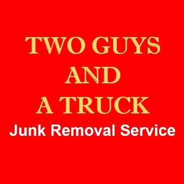 Two Guys and a Truck Junk Removal Service  Junk is what we Take, Service is what we Deliver