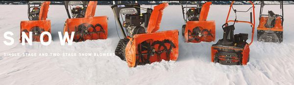 Bylers Engine and Reapir is a full service Ariens snow blower dealer.  We carry most Ariens snow blo