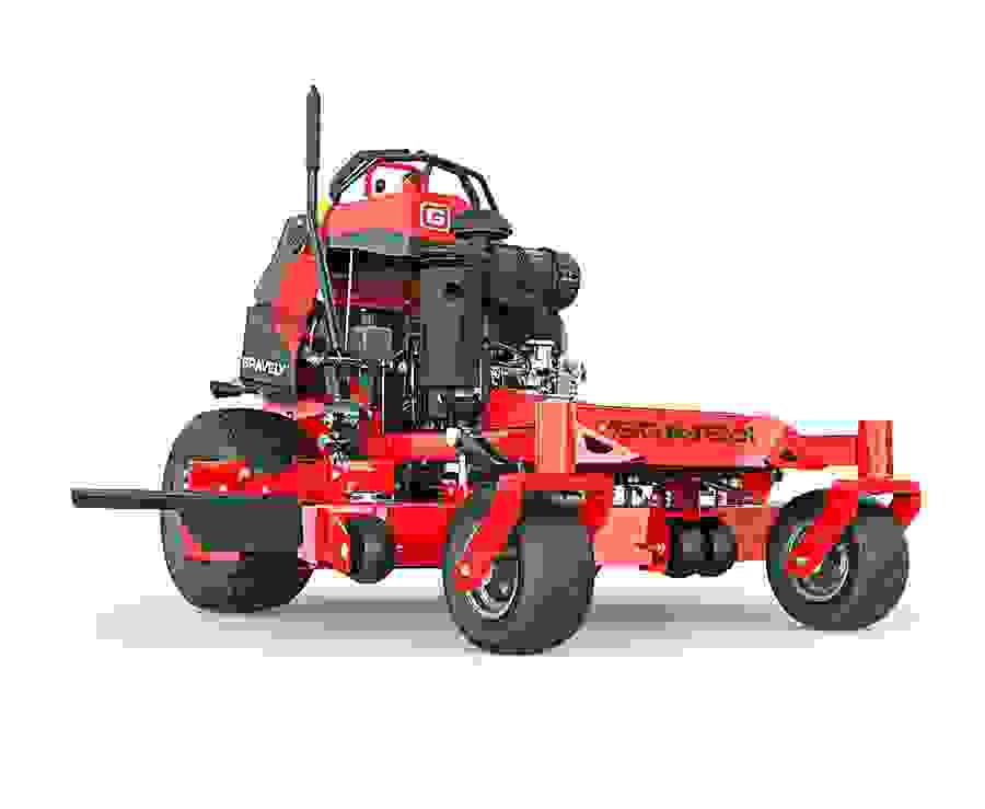 GRAVELY PRO-STANCE STAND-ON LAWN MOWER