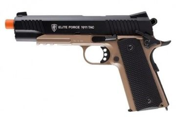 Elite Force 1911 Tactical Airsoft Pistol