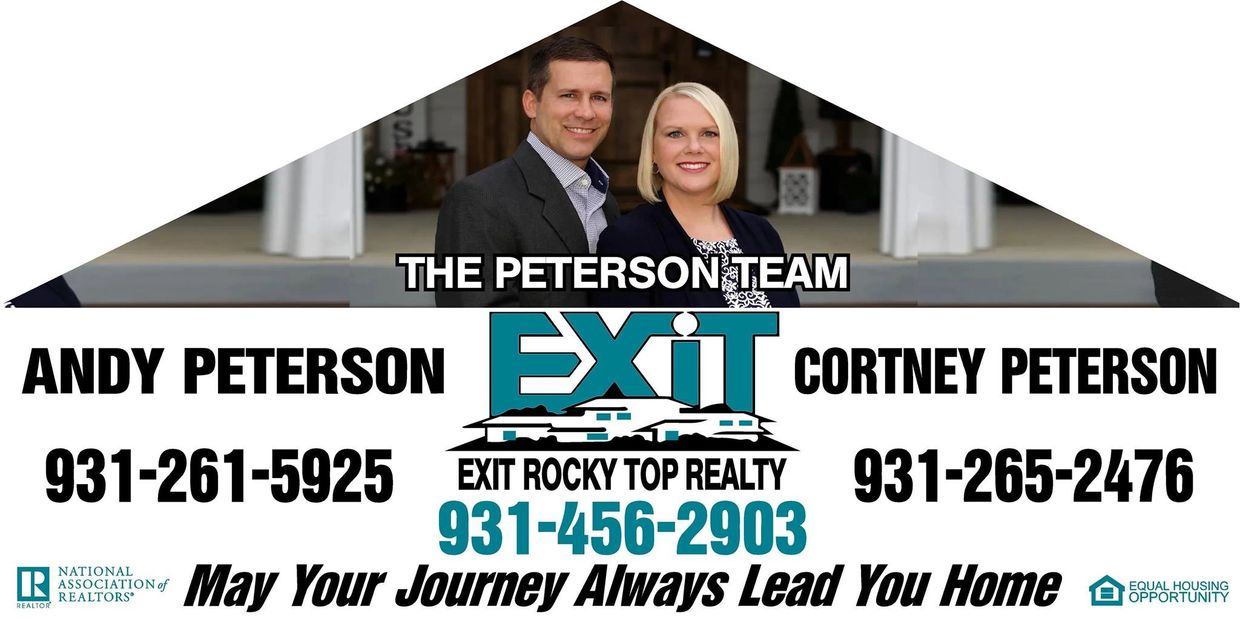 www.tnpetersonteam.com Tennessee REALTORS Crossville TN Real Estate Agents Fairfield Glade Resort TN