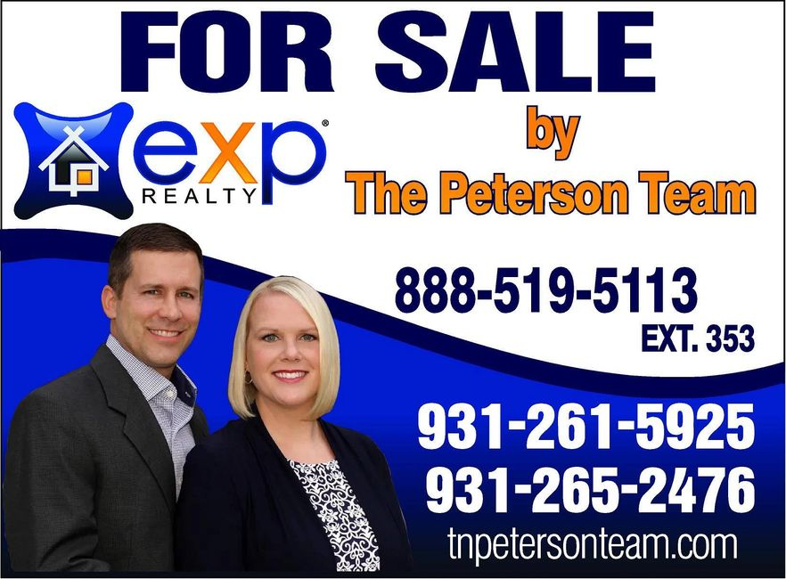 REALTOR with EXP helping buyers and sellers with residential and commercial properties in Tennessee
