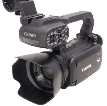 Canon XA10 HD video camera