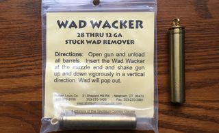 Wad Wacker removes stuck wads from your gun.
