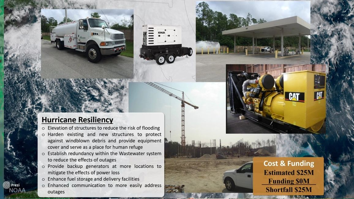 Hurricane Resiliency Stats