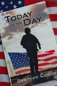 TODAY IS THE DAY is an award-winning current day military thriller. This book is available online.
