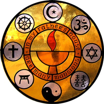 Symbols of Nine World Religions