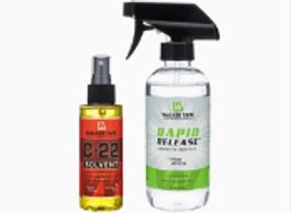Adhesive Removers for hair systems