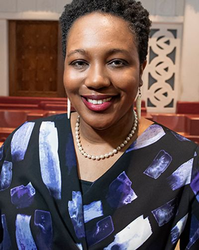 Yolanda Covington-Ward, chair of the Department of Africana Studies at Pitt.