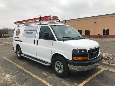 Look for our vans installing furnaces and ac units everywhere