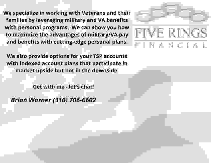 Five Rings Financial - Brian Warner