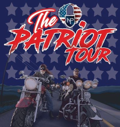 NATION OF PATRIOTS  ANNUAL RIDE 2020 - WATCH FOR DETAILS
