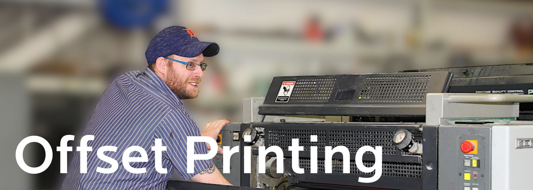 Offset Printing - ULitho Commercial and Custom Printing - Ann Arbor and Southeast Michigan