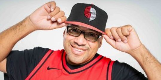David Jackson, DJ OG One is the official Portland Trailblazers DJ performing Oregon Paradox weddings