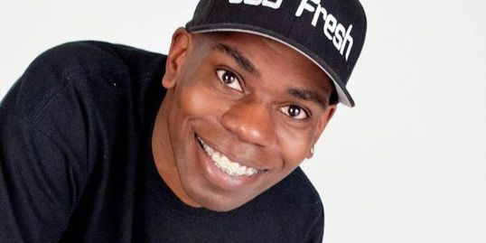 James Wright, DJ OSO Fresh is a radio DJ for Z100 and Live 95.5 performing Portland Paradox weddings