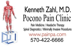 POCONO PAIN CLINIC