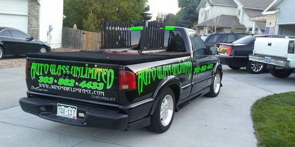 custom graphics for cars, trucks, motorcycles, boats and atv's