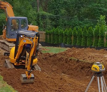 Pool Excavation Newtown Square, PA