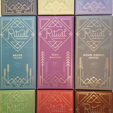 Ritual Chocolate bars