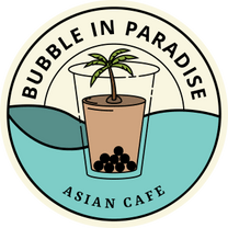 Bubble in Paradise