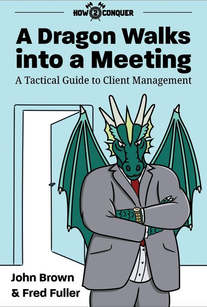 A Dragon Walks into a Meeting