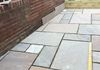 Birley Moor Road Paving - Indian Stone Paving