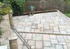Walkley Paving - Two Tier Indian Stone Patio