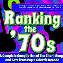 Cover of Ranking the '70s