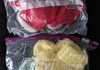 Carewear volunteers sent beautiful knitted caps, sweaters, booties, mittens, blankets, and pillows for the preemies!